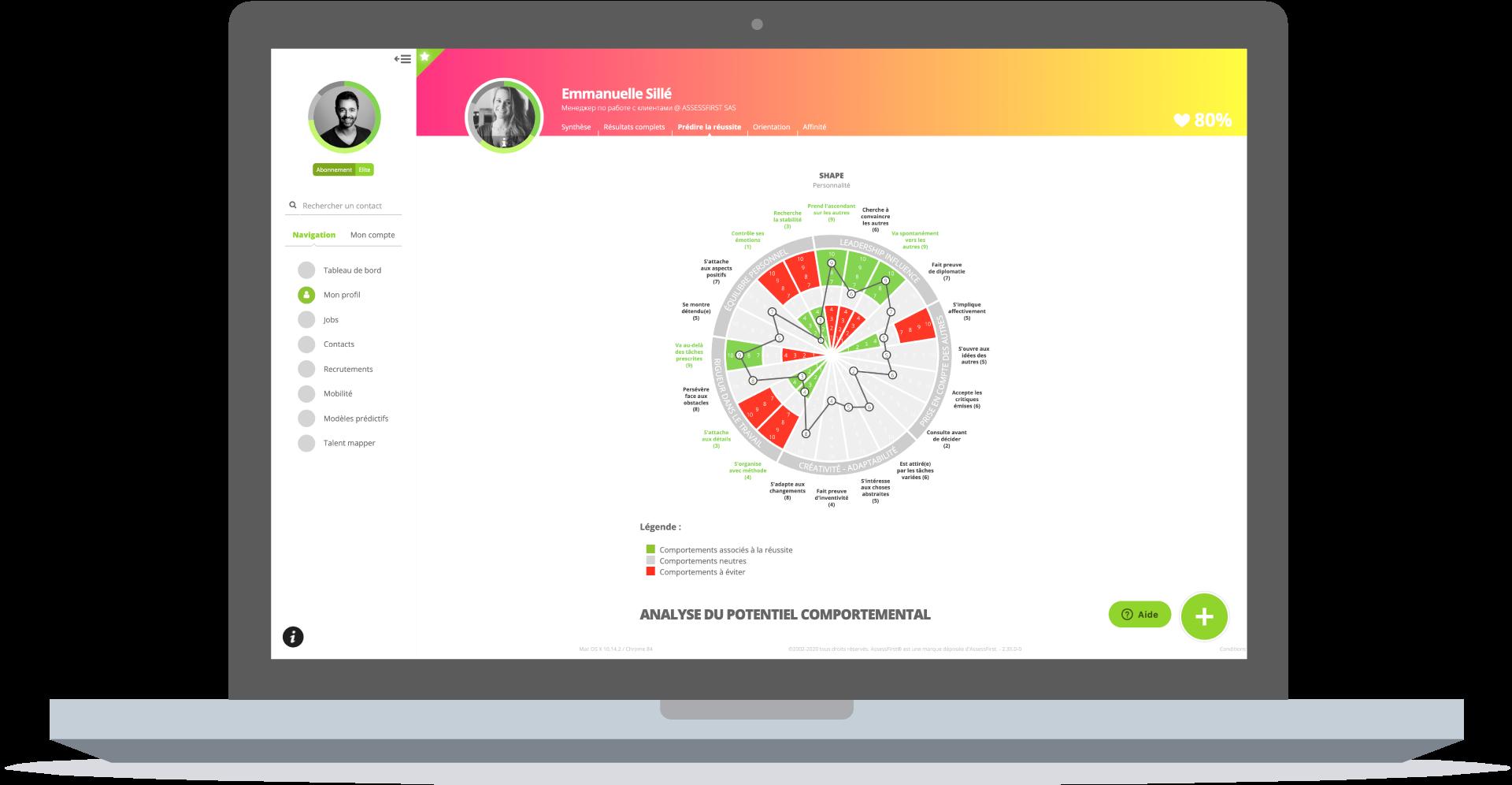 AssessFirst : un outil RH pour la gestion des compétences