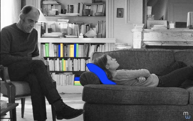 Les entretiens individuels avec la psychologue de travail